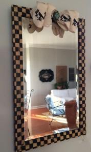 Tissue Paper mirror 1