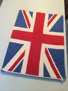 British Flag dog bed 6